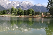 Badesee-Sommer in Mieming