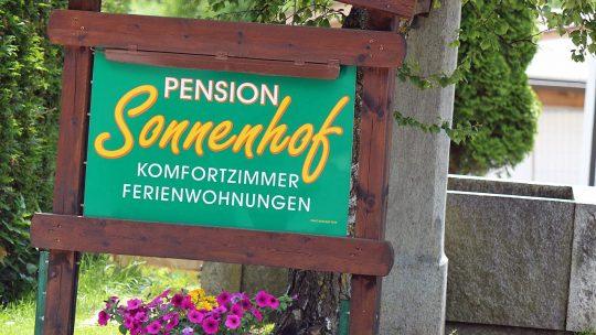 Willkommen im Sonnenhof Mieming - Ihr Feriendomizil. Foto: Sonnenhof Mieming Tirol