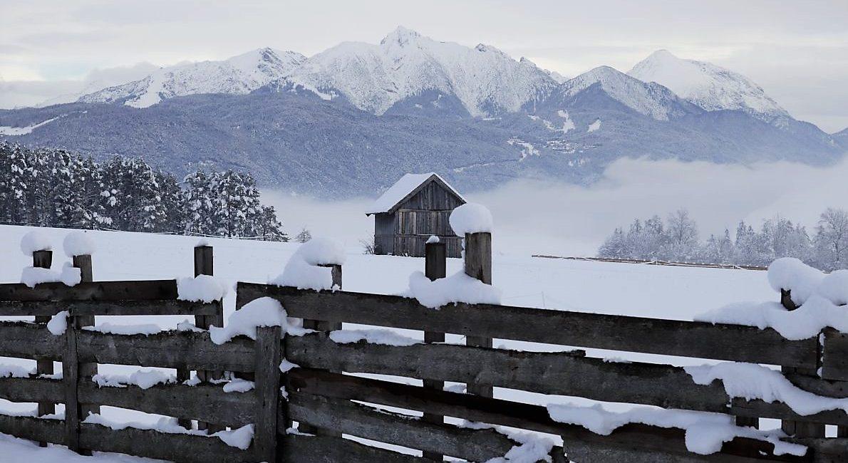 Winter am Sonnenplateau - Foto: Knut Kuckel