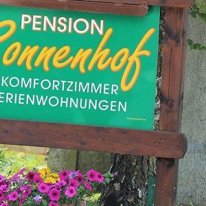 Impressum - Pension Sonnenhof Mieming.tirol
